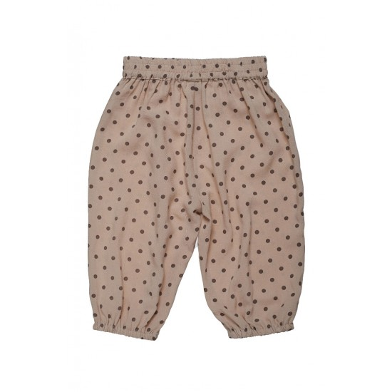 Pantaloni lungi cu buline
